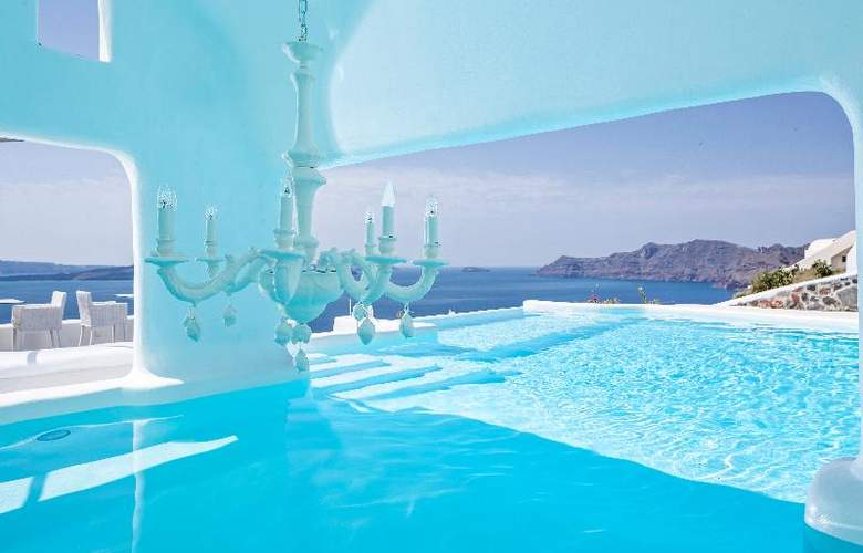 Canaves Oia - Pool - 11