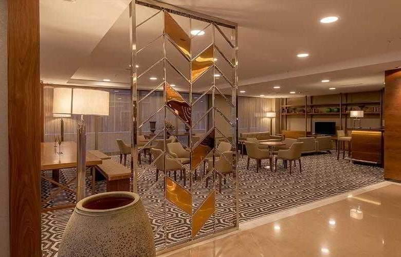 Anemon Ankara - Restaurant - 9