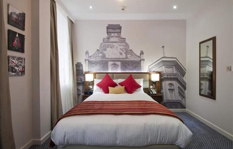 Best Western Plus Seraphine Hotel Hammersmith - Room - 0