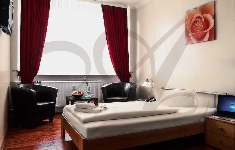 Agas Hotel - Room - 5