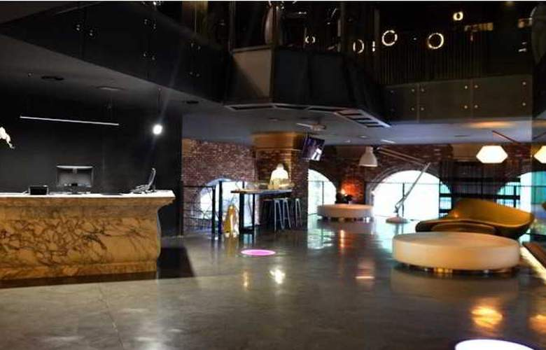 WOLO Bukit Bintang Boutique Hotel - Bar - 10