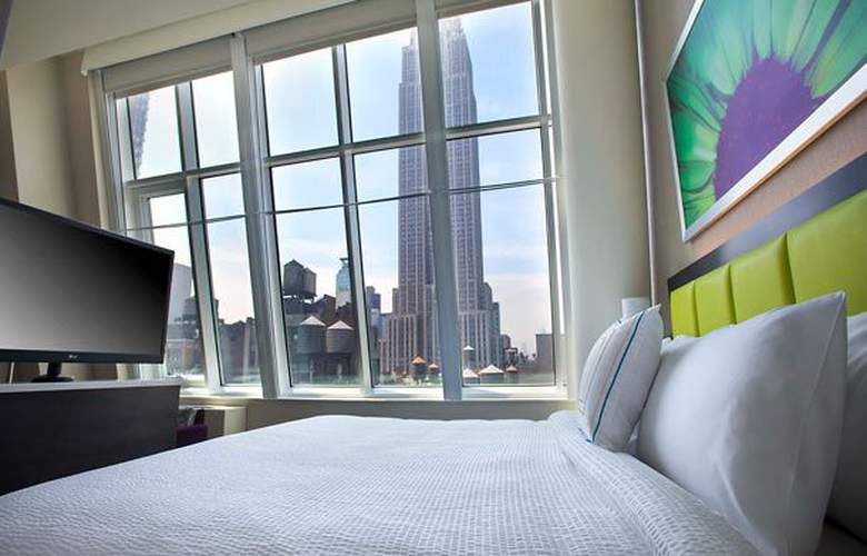 SpringHill Suites New York Midtown Manhattan/Fifth Avenue - Room - 5
