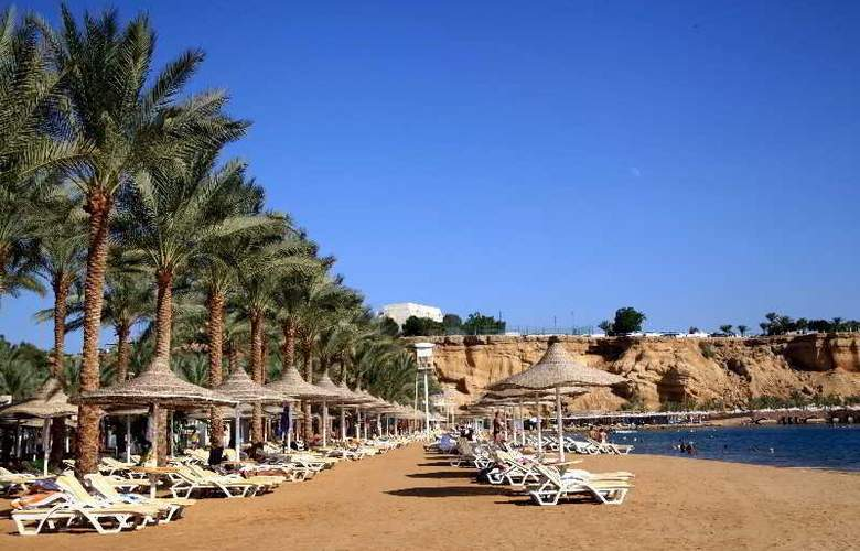 Dessole Seti Sharm Palm Beach Resort - Beach - 4