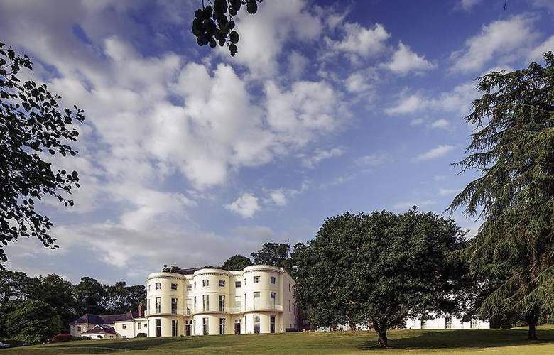 Mercure Gloucester Bowden Hall - Hotel - 26