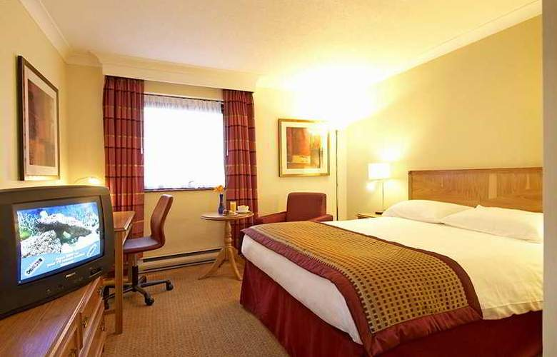 Hilton Warwick - Room - 0