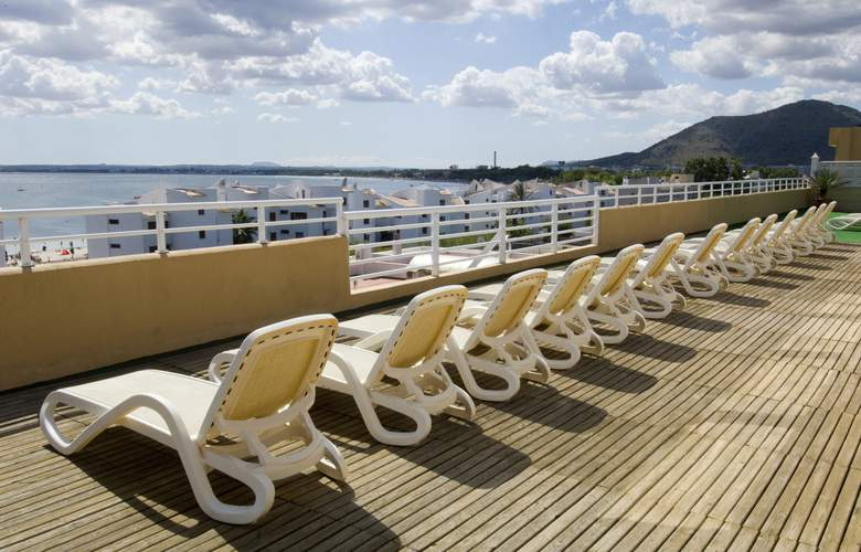 Caprice Alcudia Port by Ferrer Hotels - Terrace - 7