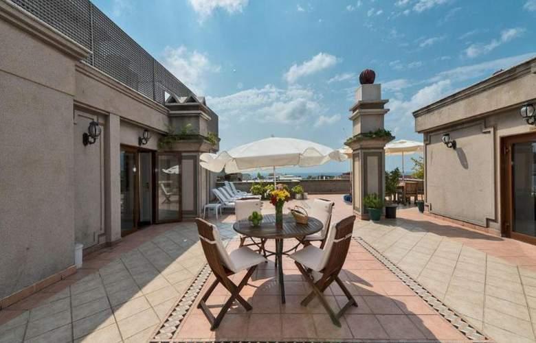 Samir Hotel - Terrace - 22