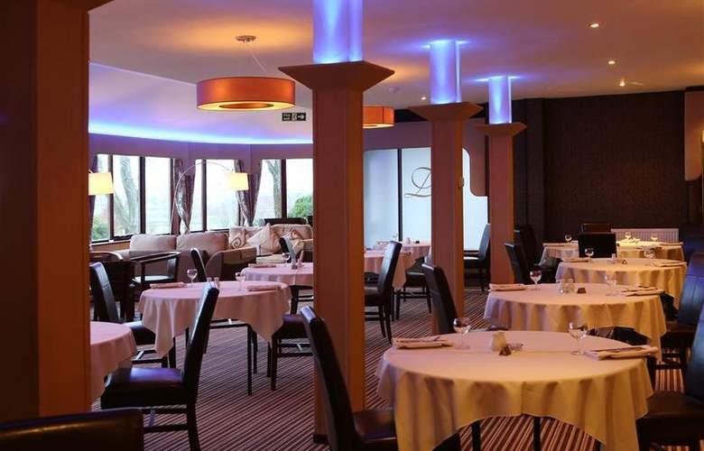 Best Western Dryfesdale - Restaurant - 388