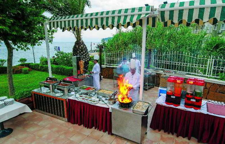 Valeri Beach Hotel - Restaurant - 11