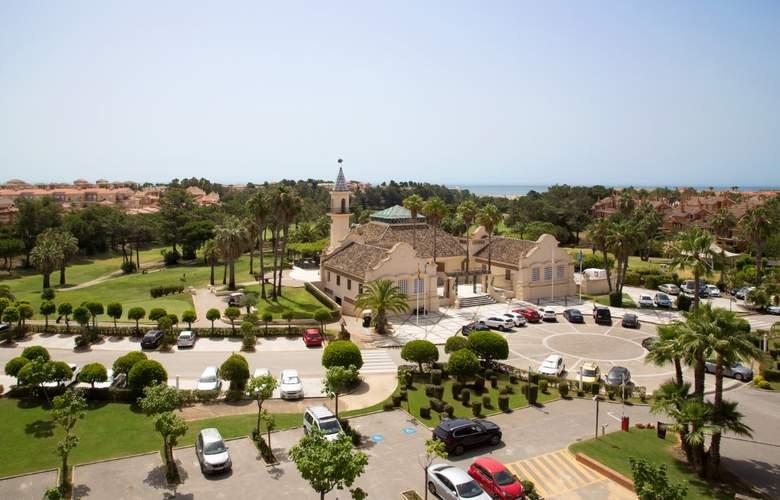 DoubleTree by Hilton Islantilla Beach Golf Resort - Hotel - 9