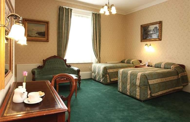 Best Western Swiss Cottage - Room - 9