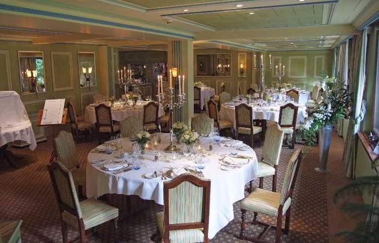 Waldhotel Doldenhorn - Restaurant - 4