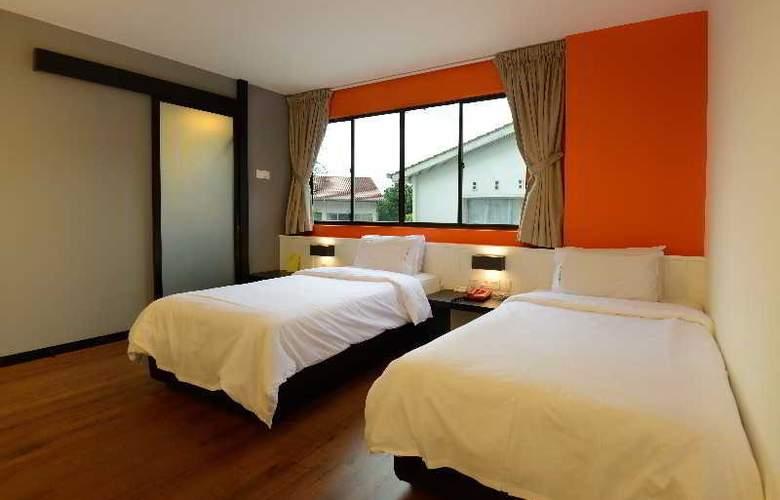 Hotel Waterfall Penang - Room - 16