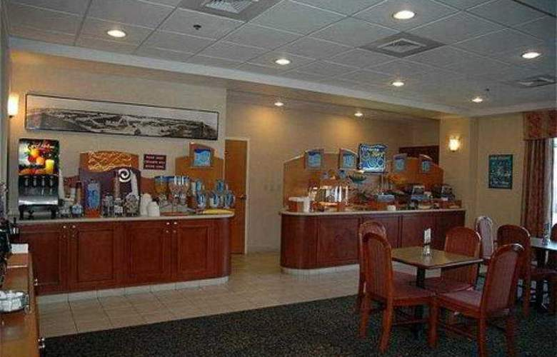 Holiday Inn Express Broadway - Restaurant - 6