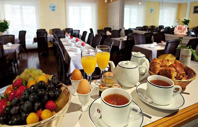 Best Western Hotel Crystal - Restaurant - 30