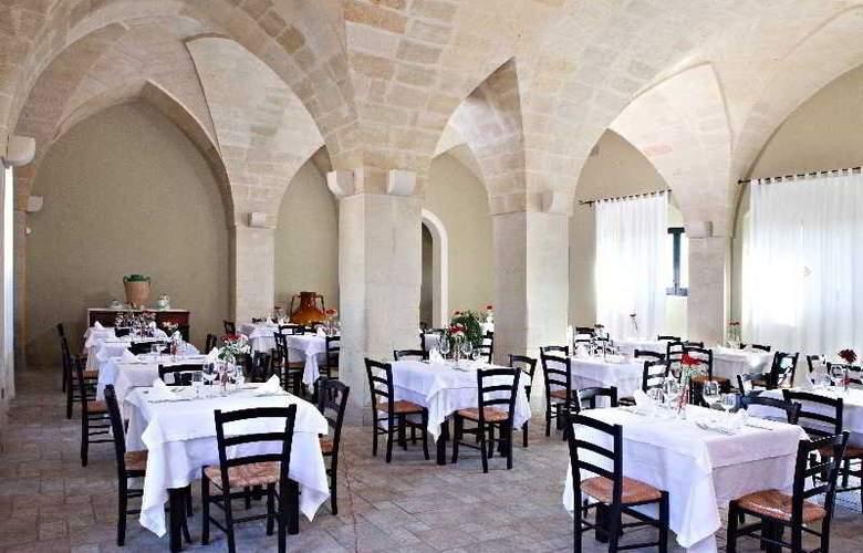 Masseria Panareo Hotel - Restaurant - 4