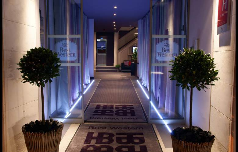 Best Western Hotel de la Breche - Hotel - 0