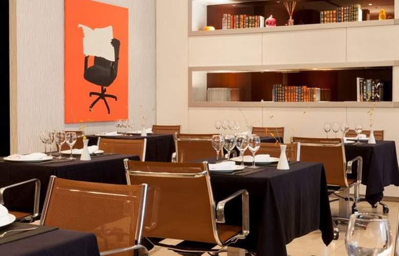 Ac Algeciras - Restaurant - 20