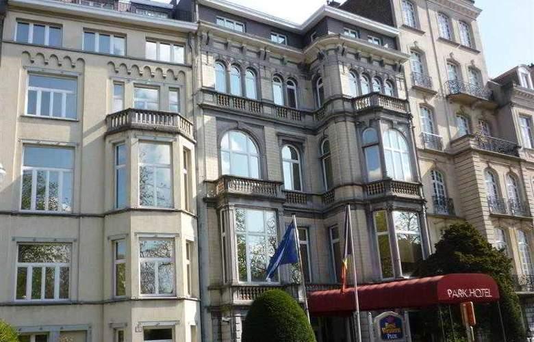 Best Western Plus Park Brussels - Hotel - 24