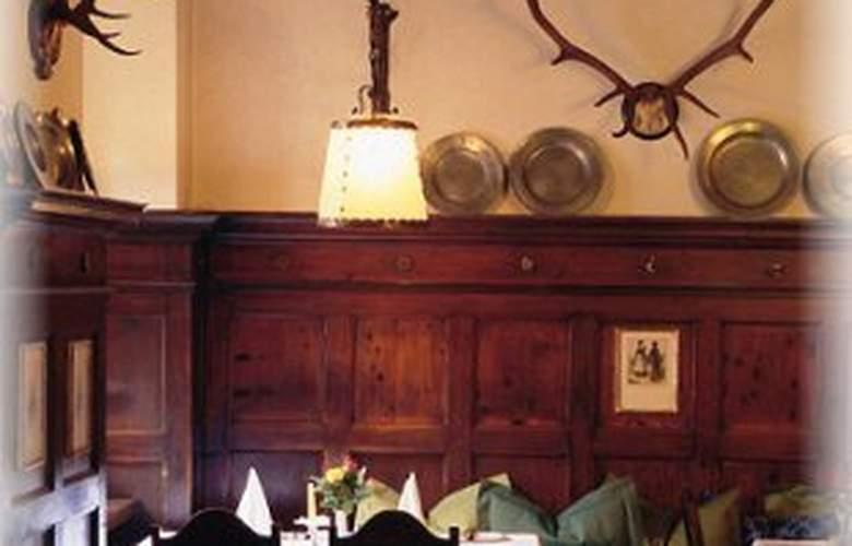 Post-Hotel Partenkirchen - Restaurant - 0