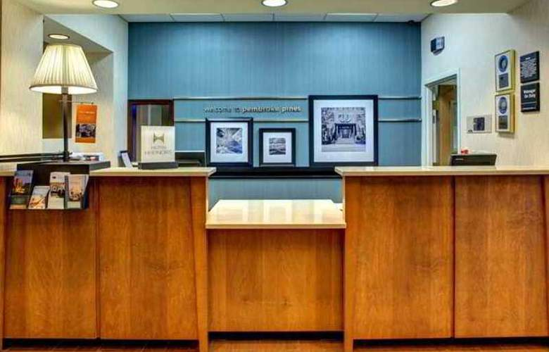 Hampton Inn Ft. Lauderdale West Pembroke Pines - Hotel - 8