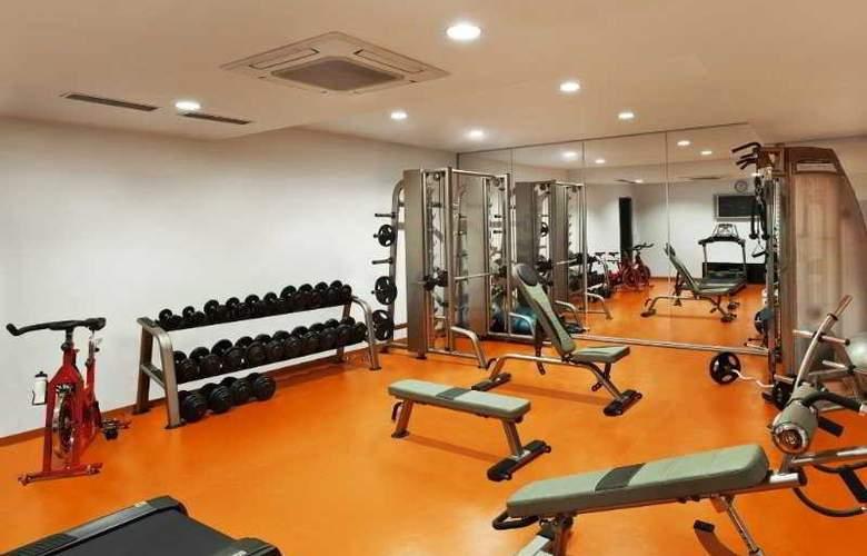 Sura Design Hotel & Suites - Sport - 9