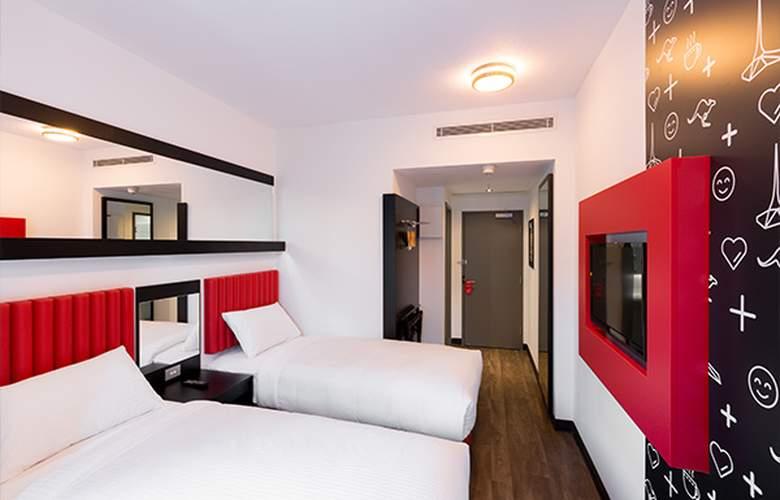 Ibis Melbourne Swanston Street - Room - 4