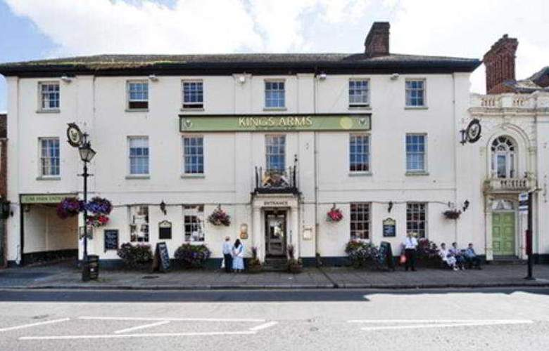 Kings Arms Hotel - Hotel - 0
