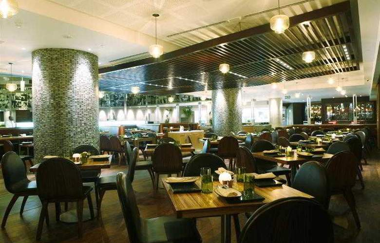 The Sandton Sun - Restaurant - 4