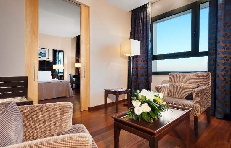 Eurostars Gran Valencia - Room - 16