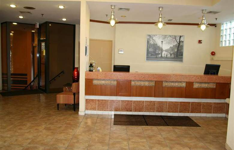 Best Western Bordentown Inn - General - 25