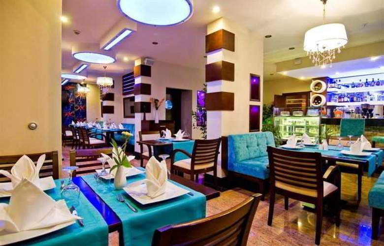 Ilayda Hotel - Restaurant - 2