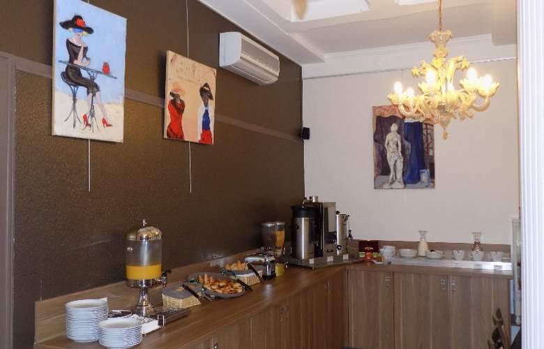 Le Grand Hotel d'Orléans - Restaurant - 3
