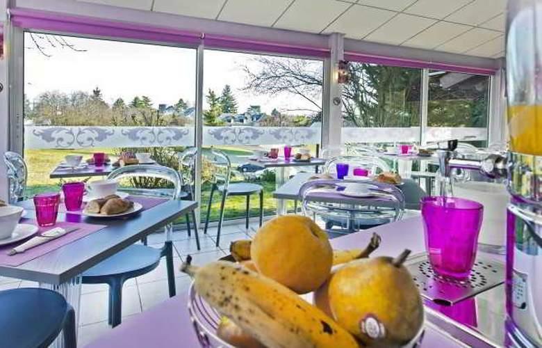 Tourhotel Blois - Restaurant - 8