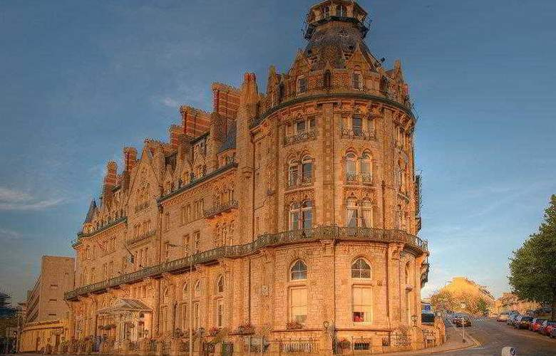 Best Western Duke Of Cornwall Hotel - Hotel - 21