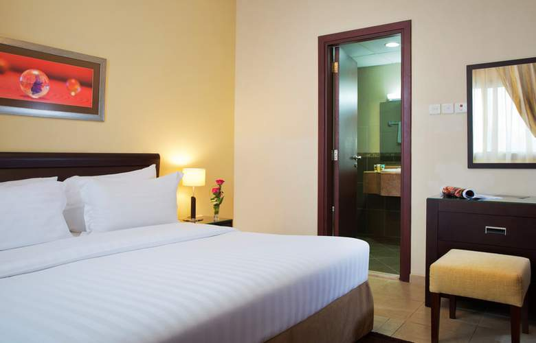Time Topaz Hotel Apartments - Room - 1