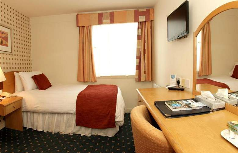 Best Western Invercarse - Room - 105