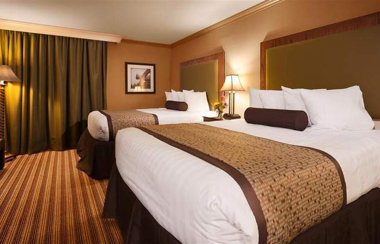 Best Western Premier The Central Hotel Harrisburg - Room - 40
