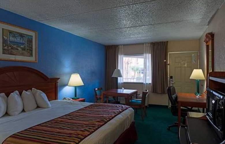 Red Roof Inn Galveston Beachfront / Convention Center - Room - 9