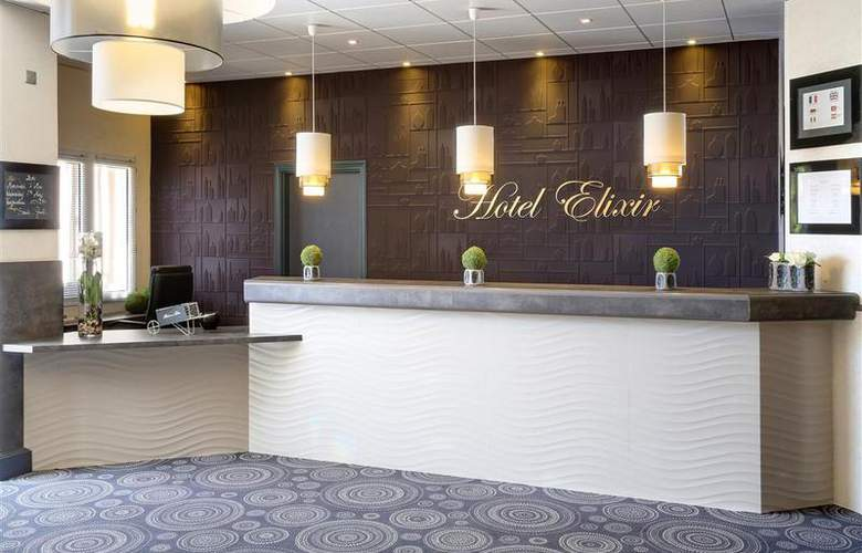 Best Western Elixir Grasse - General - 125