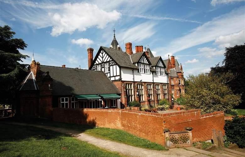 Best Western Bestwood Lodge - Hotel - 118