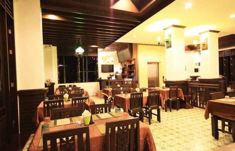 Dee Andaman Hotel Pool Bar - Restaurant - 30