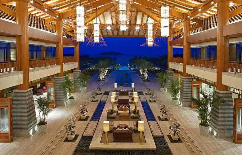 Le Meridien Shimei Bay Beach - Hotel - 23