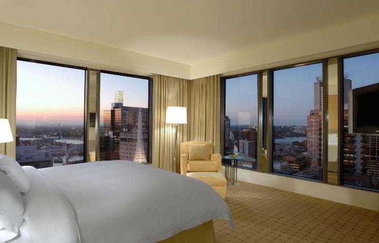 The Westin Sydney - Room - 30