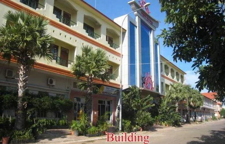 Angkor Extra Hotel - Hotel - 0