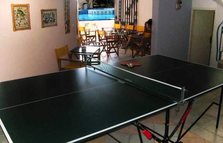 Romantica Hotel Apartments - Sport - 21
