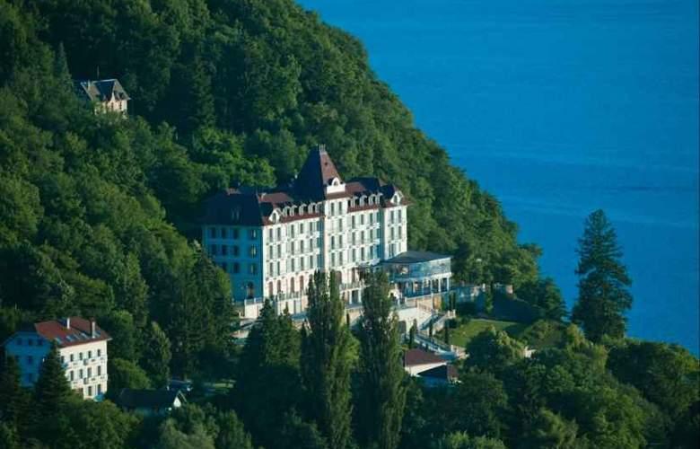 Le Palace De Menthon - Hotel - 9