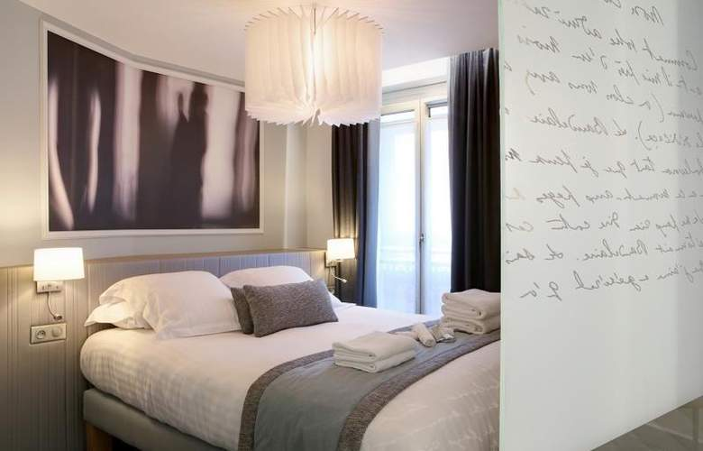 Best Western Hôtel Littéraire Premier Le Swann - Room - 114