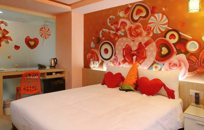 Morwing Hotel - Room - 8
