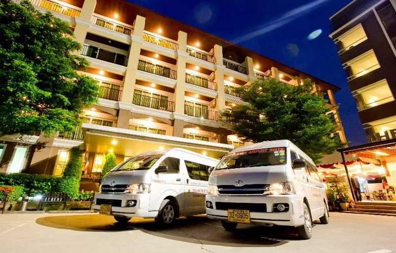 Sinsuvarn Airport Suite - Hotel - 11